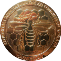 medal for honey
